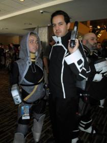 Commander Shepard from Mass Effect 3 worn by OrochiSerge