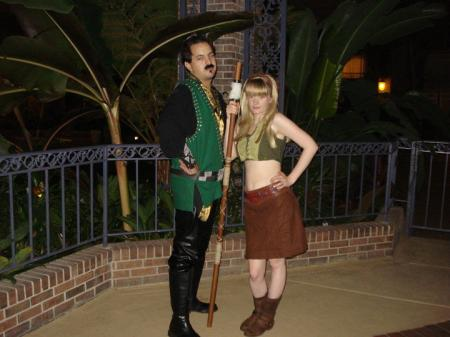 Autolycus from Xena: Warrior Princess