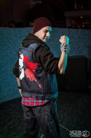 Delsin Rowe from Infamous: Second Son