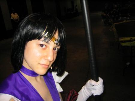 Sailor Saturn from Sailor Moon S worn by Chinako