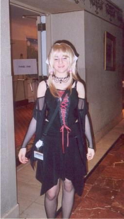 Freya from Chobits worn by Chinako
