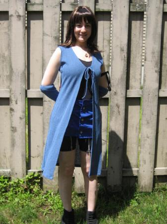 Rinoa Heartilly from Final Fantasy VIII worn by Chinako