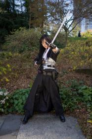 Kirito from Sword Art Online worn by Kuro Tsuki
