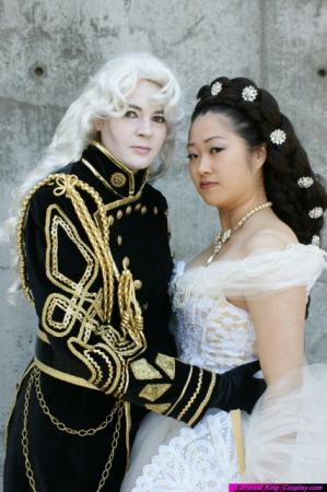 Der Tod / Death from Takarazuka: Elisabeth ~ The Rondo of Love and Death worn by Teca