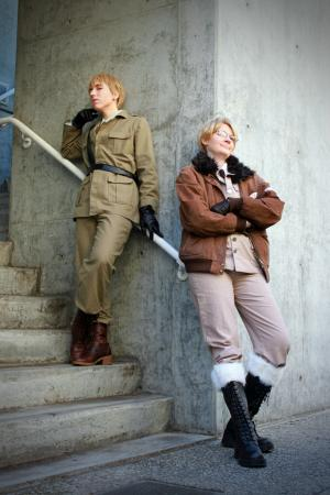 America / Alfred F. Jones from Axis Powers Hetalia worn by Teca