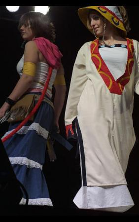 Yuna from Final Fantasy X-2 worn by ExileFayt