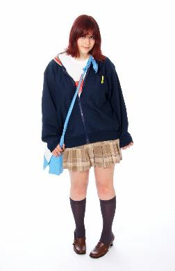 Mamimi Samejima from FLCL worn by ExileFayt