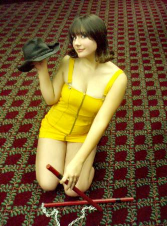 Selphie Tilmitt from Final Fantasy VIII worn by ExileFayt