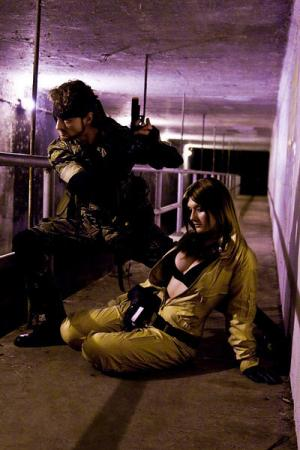 Eva from Metal Gear Solid 3: Snake Eater worn by ExileFayt