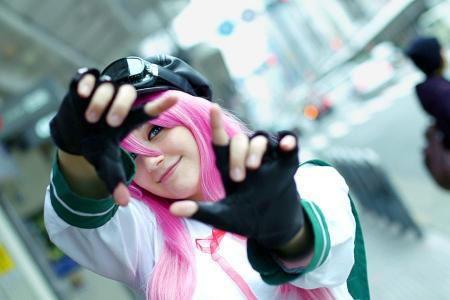 Simca from Air Gear worn by ExileFayt