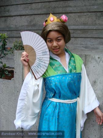 Shusui from Saiunkoku Monogatari