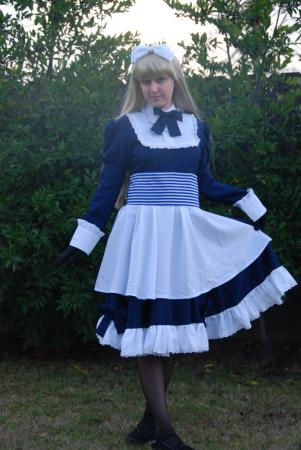 Belarus / Natalya (Natasha) Alfroskaya from Axis Powers Hetalia worn by Kitashi