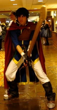 Ike from Fire Emblem: Path of Radiance worn by DeejKakashi