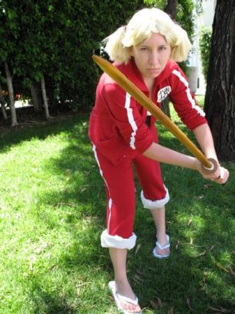 Hiyori Sarugaki from Bleach worn by Uvi Bee