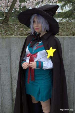 Yuki Nagato from Melancholy of Haruhi Suzumiya worn by Uvi Bee