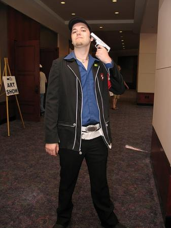 Junpei from Persona 3 worn by Brian