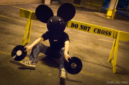 Deadmau5 from Deadmau5 worn by 4ng31