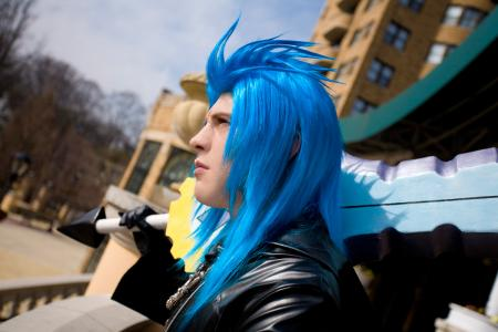 Saix from Kingdom Hearts 2 worn by 4ng31