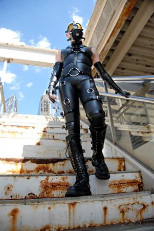 Psycho Mantis from Metal Gear Solid