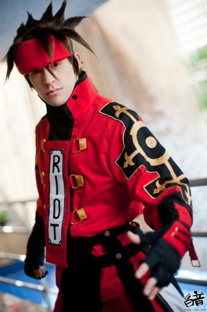 Sol Badguy from Guilty Gear 2: Overture worn by 4ng31