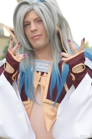 Kuja from Final Fantasy Dissidia