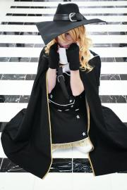 Marisa Kirisame from Touhou Project worn by 4ng31