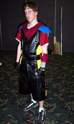 Shuyin from Final Fantasy X-2