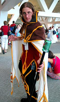 Wizard from Ragnarok Online 