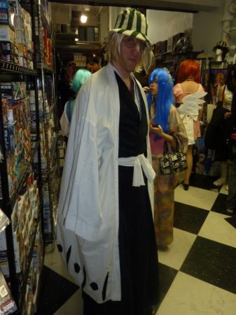 Kisuke Urahara from Bleach worn by Oshi