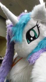 Unicorn from Original:  Fantasy worn by Oshi