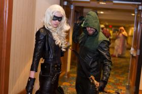 Green Arrow/Oliver Queen from Arrow worn by Oshi