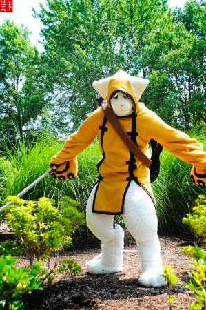 Jubei from BlazBlue: Calamity Trigger worn by Oshi