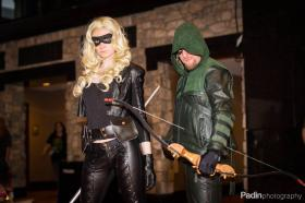 Green Arrow/Oliver Queen from Arrow  by Oshi