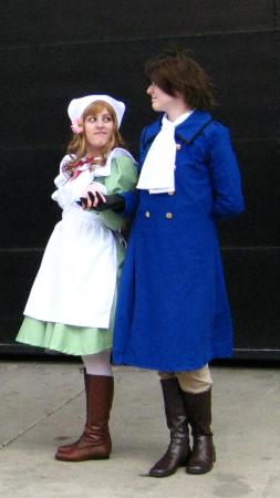Hungary / Elizabeta Héderváry from Axis Powers Hetalia worn by sunbeam