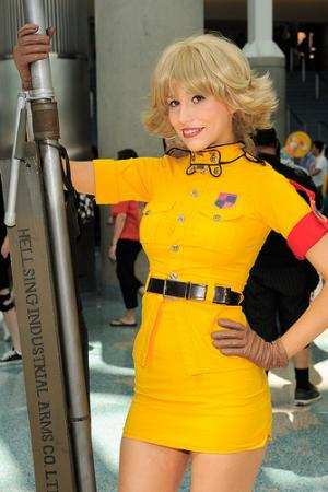 Victoria Seras from Hellsing worn by precious
