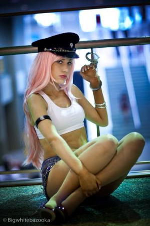 Poison from Final Fight