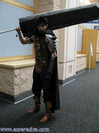 Guts from Berserk worn by Himura