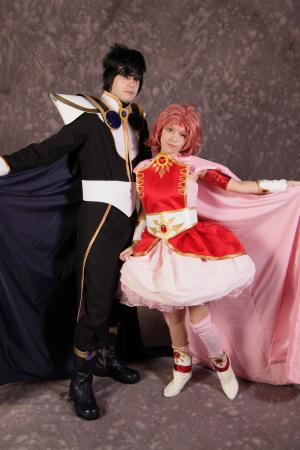 Lantis from Magic Knight Rayearth worn by Himura