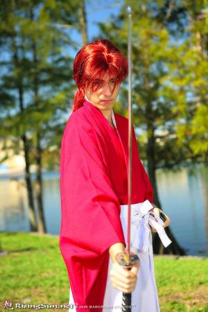 Kenshin Himura from Rurouni Kenshin worn by Himura