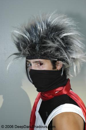 Kakashi Hatake from Naruto worn by Initial_Don