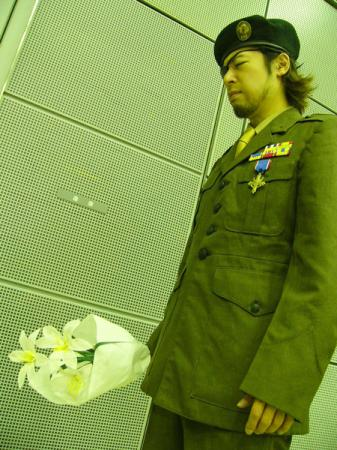 Solid Snake from Metal Gear Solid 3: Snake Eater worn by JIRO