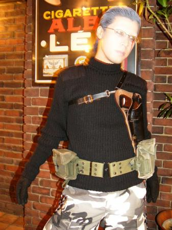 The Sorrow from Metal Gear Solid 3: Snake Eater worn by JIRO