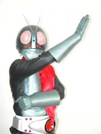 No.1 from Kamen Rider worn by JIRO