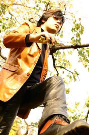 Hibiki from Kamen Rider Hibiki worn by JIRO