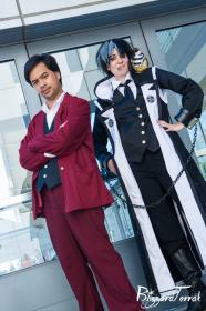 Simon Blackquill from Phoenix Wright: Ace Attorney - Dual Destinies  by Fujin