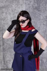 Lisa Lisa from Jojo's Bizarre Adventure worn by Zoroko