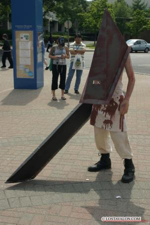 Pyramid Head from