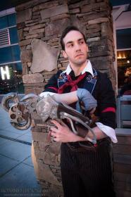 Booker DeWitt from Bioshock Infinite worn by Dymatrex
