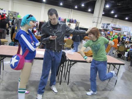 Scott Pilgrim from Scott Pilgrim worn by EMP_Maniac