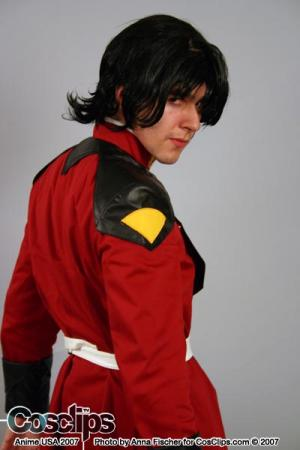 Athrun Zala from Mobile Suit Gundam Seed